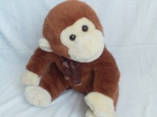 Adorable My 1st Big 'Cheeky Monkey' Plush Toy